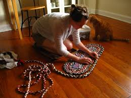 Braided Rugs Round by How To Make Braided Rugs Without Sewing Creative Rugs Decoration