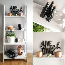 best 25 black ladder shelf ideas on pinterest corner ladder