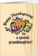 thanksgiving cards for granddaughter from greeting card universe