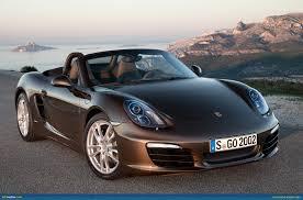 Porsche Boxster Generations - ausmotive com geneva 2012 porsche boxster