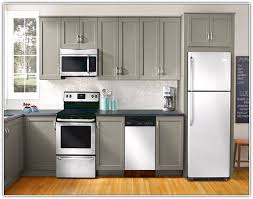 kitchen painted kitchen cabinets with white appliances painted