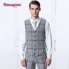 aliexpress com buy brand new suit vest men fashion high quality