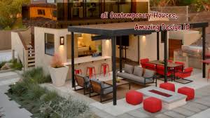 small contemporary houses amazing design ideas youtube