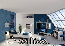 Blue And White Bedroom Designs Interior Home Design - Blue and white bedrooms ideas