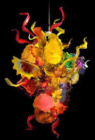 Chihuly Glass Chandelier Pittsburgh Center For The Arts Imagination Exploration Dale