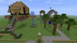 Challenge Minecraft Minecraft Building Challenge Ep 3 Floating Mansions