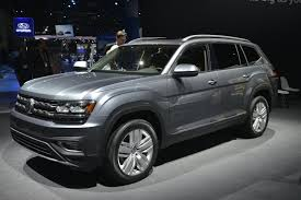2018 Volkswagen Atlas All New Seven Passenger Suv Myautoworld Com