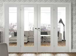 Tri Fold Doors Interior Interior Free Folding Doors Internal Oak Folding Doors