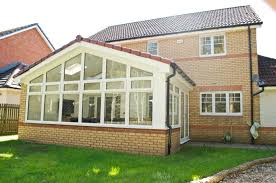 bespoke sunrooms in scotland csj central scotland joinery