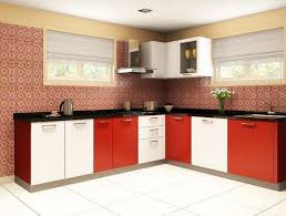 Delightful Living Room Interiors India Simple Kitchen Design For