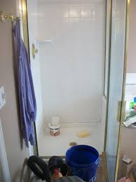 Regrout Bathroom Shower Tile How To Re Grout And Re Caulk Your Shower You Can Do It