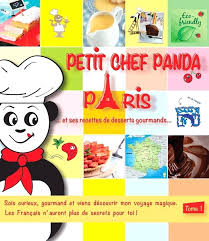 recette cuisine enfants livre de cuisine enfant petit chef panda livre de cuisine pour