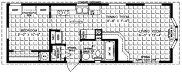 1 bedroom modular homes floor plans 1 bedroom mobile homes floor plans home plans ideas