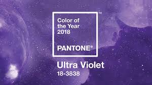 2017 colors of the year pantone color of the year 2018 ultra violet 18 3838 hypeblaze