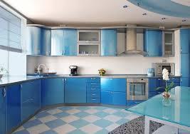 Paint Wood Kitchen Cabinets Kitchen Extraordinary Blue Kitchen Paint Light Blue Kitchen