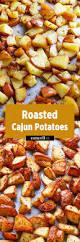 cajun thanksgiving garlic cajun roasted potatoes u2014 eatwell101