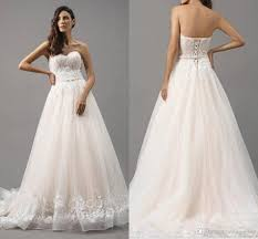 discount new sweetheart backless lace wedding dresses country