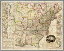 Maps Of United States Of America by United States Of America David Rumsey Historical Map Collection