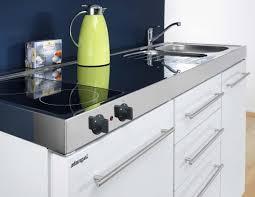stunning compact kitchen with white drawer storage under kitchen