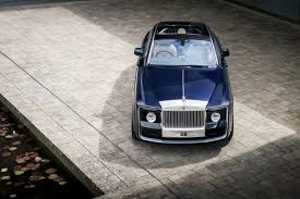 rolls royce concept car 13 million rolls royce sweptail could be most expensive new car