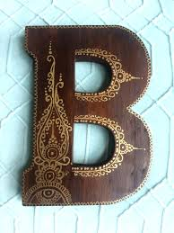 Decorating Wooden Letters Letter Decoration Ideas U2013 Drone Fly Tours