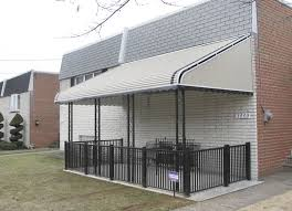 Porch Awnings Residential Awnings By Rockingham Canvas In Harrisonburg Va