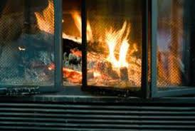 Sparks Fireplace - how to replace fireplace screens home guides sf gate