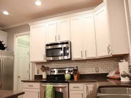 Maine Kitchen Cabinets Maple Wood Light Grey Raised Door Kitchen Cabinet Hardware Ideas