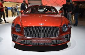 bentley wrapped bentley u0027s redesigned continental gt is a high performance luxury