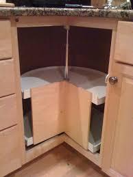 Corner Cabinet In Kitchen Diy Corner Cabinet Drawers Home Design Garden U0026 Architecture