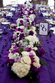 trendy purple centerpiece ideas 117 purple flower arrangement