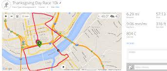 race recap cincinnati thanksgiving day race 10k lynne petre