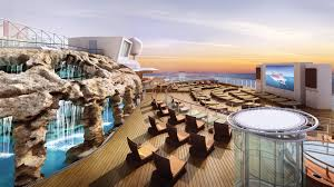 Soothing Vibe Snow Warning Chill Out And Relax Aboard Norwegian Escape