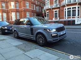 mansory cars 2015 land rover mansory range rover autobiography lwb 2013 18