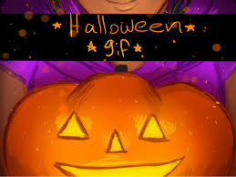 happy halloween animated images speedpaint happy halloween by chloesimagination on deviantart