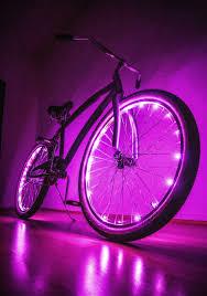 led bike wheel lights set for two wheels neon nightlife