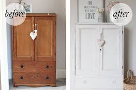 linen cupboard update with chalk paint by annie sloan we made