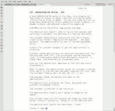 paper writing software slackermedia writing software screenshot