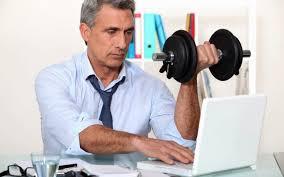 se muscler au bureau cinq exercices discrets pour se muscler au bureau boursorama
