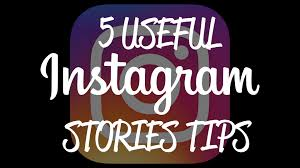 5 instagram stories tips and tricks that you didn u0027t know youtube
