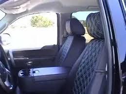 Diamond Tuck Interior Clazzio Custom Seat Cover
