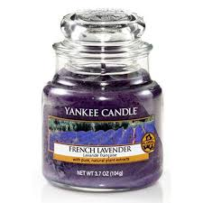 yankee candle french lavender 3 7oz small jar yankee candle