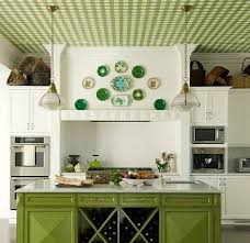 green kitchen archives atticmag