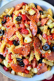cold pasta salad recipes the best pasta salad video iowa girl eats