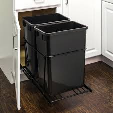 trash can cabinet pull out loading zoom ikea trash can slider