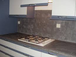 crédence en stratifié pour cuisine renovation plan de travail stratifie