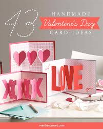 valentine u0027s day cards martha stewart