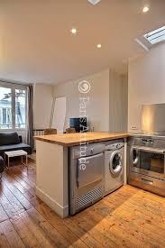cuisine avec machine à laver louer un appartement à 75001 40m chatelet les halles