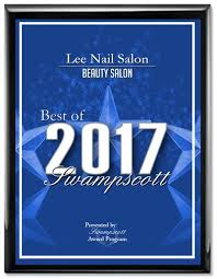 lee nails and spa salon welcome