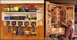 Diy Garden Tool Storage Ideas Tool Storage Ideas 21 Most Creative And Useful Diy Garden Tool
